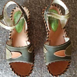 El naturalista sandals